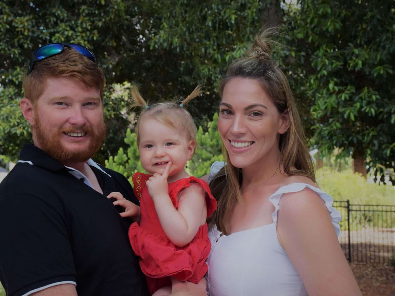 Nicole & Daniel from Scarborough, Western Australia, Australia