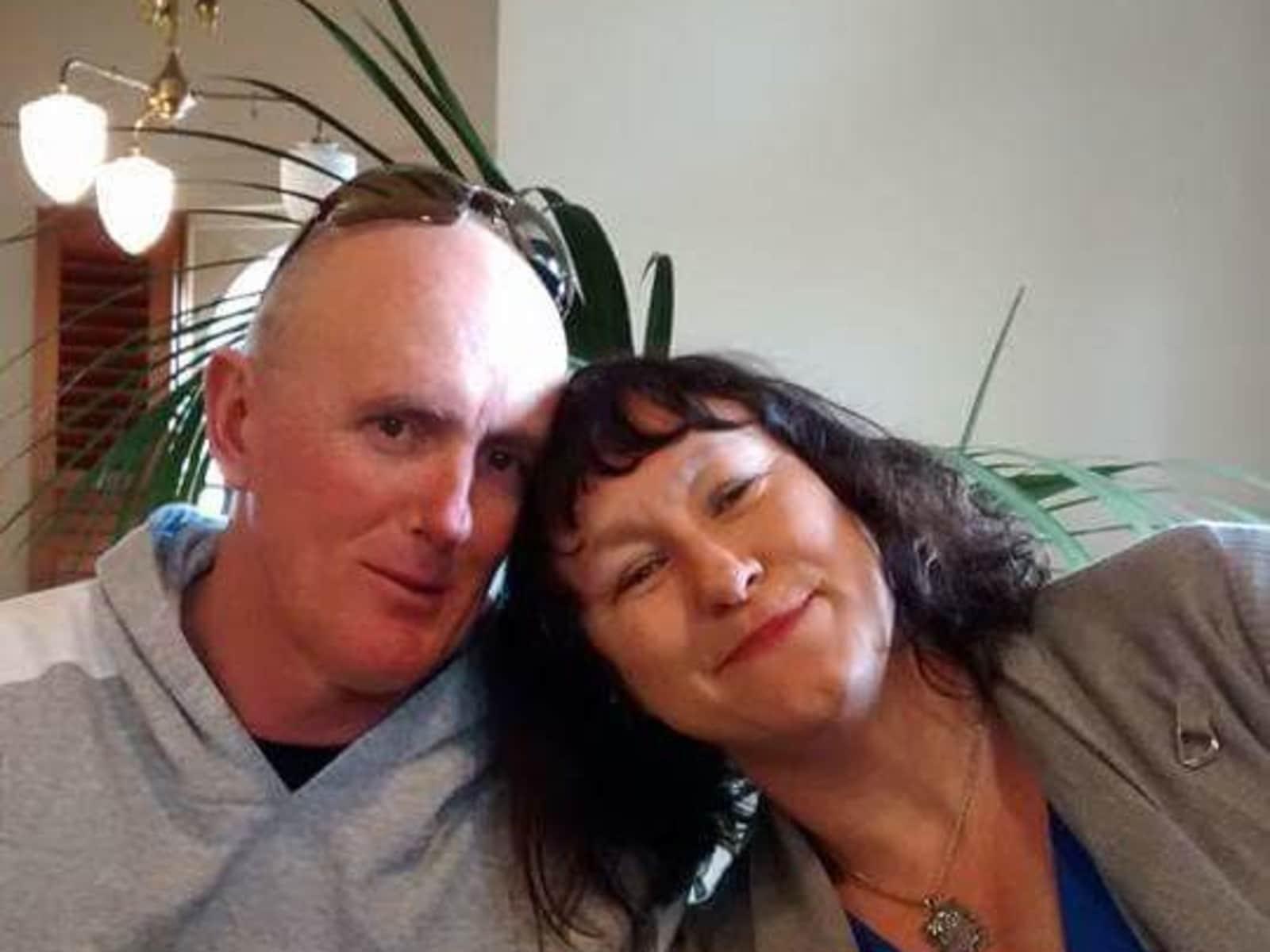 Sandra & Richard from Killarney Vale, New South Wales, Australia
