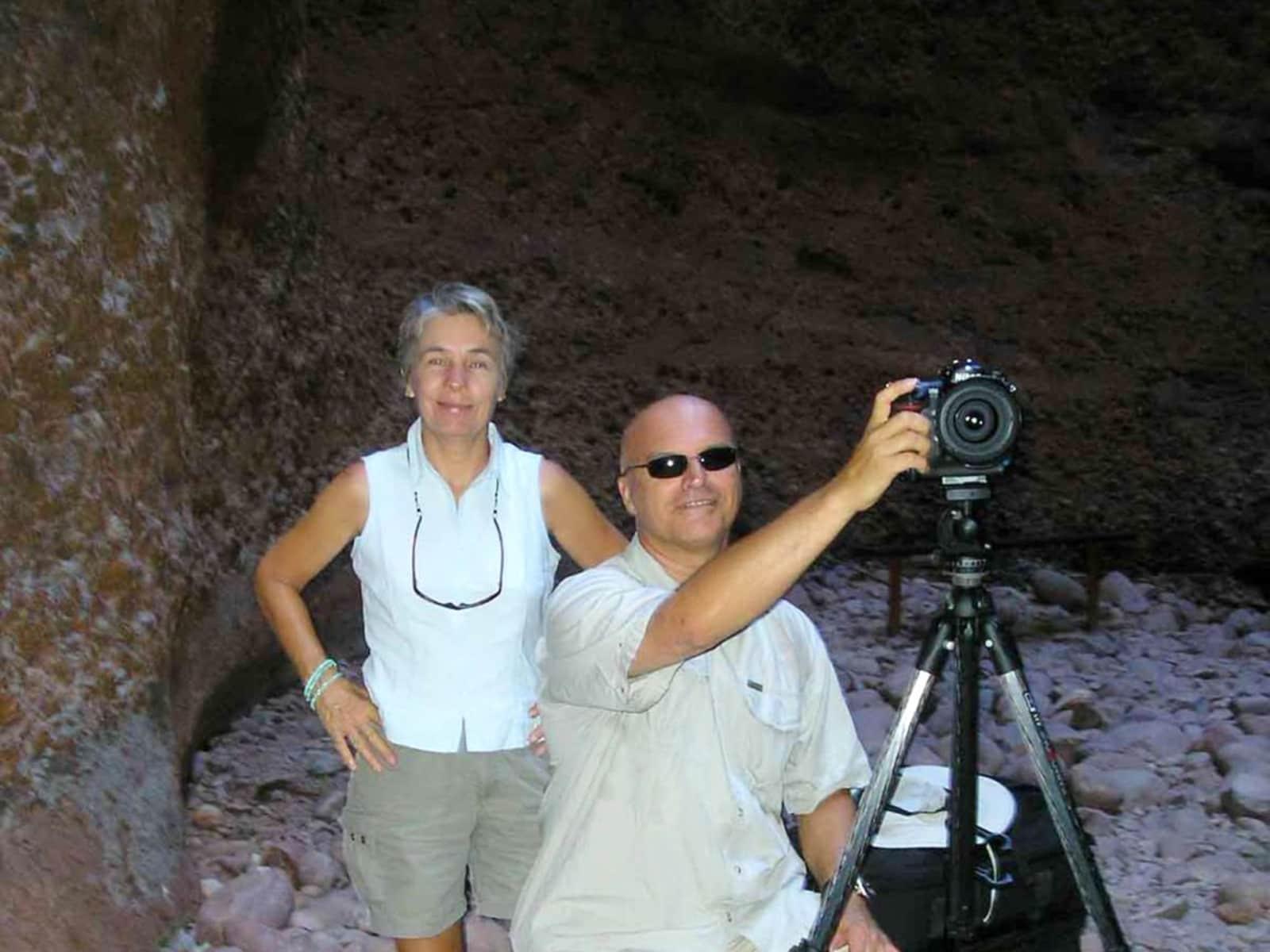 Linda & Steven from Naples, Florida, United States