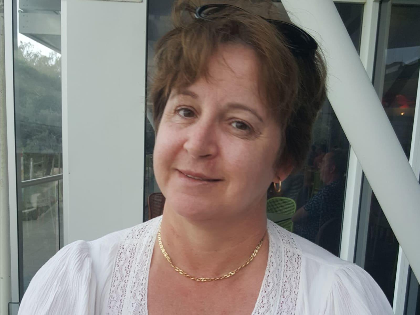 Francesca from Melbourne, Victoria, Australia
