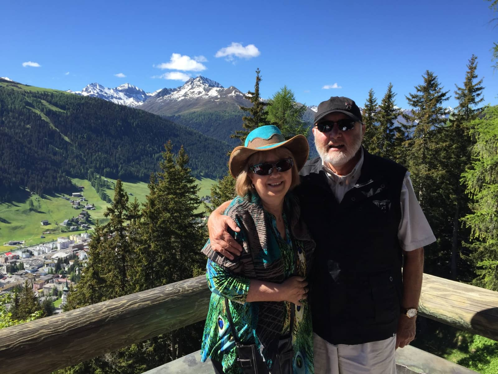Ruth & Carl-michal from Green Valley, Arizona, United States