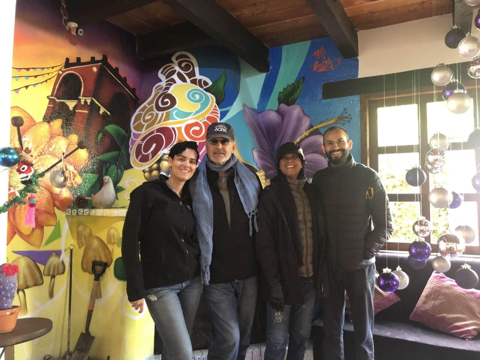 Daphne asha & Terry from Mexico City, Mexico