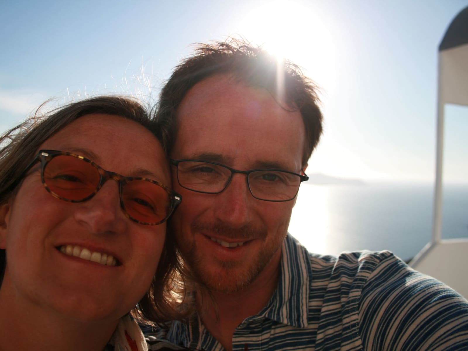 Sarah & Keith from Worthing, United Kingdom