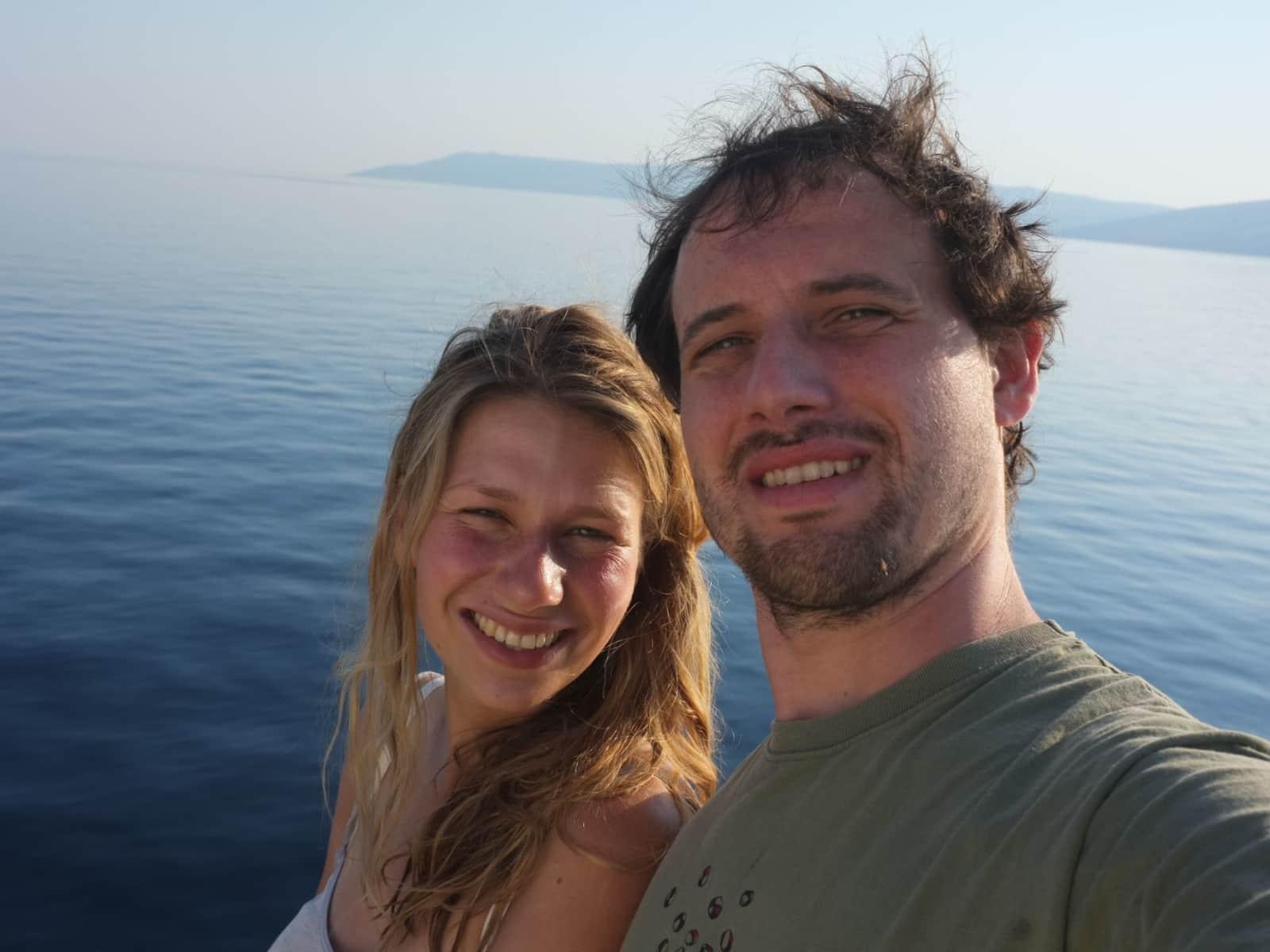 Kristina & Felix from Berlin, Germany