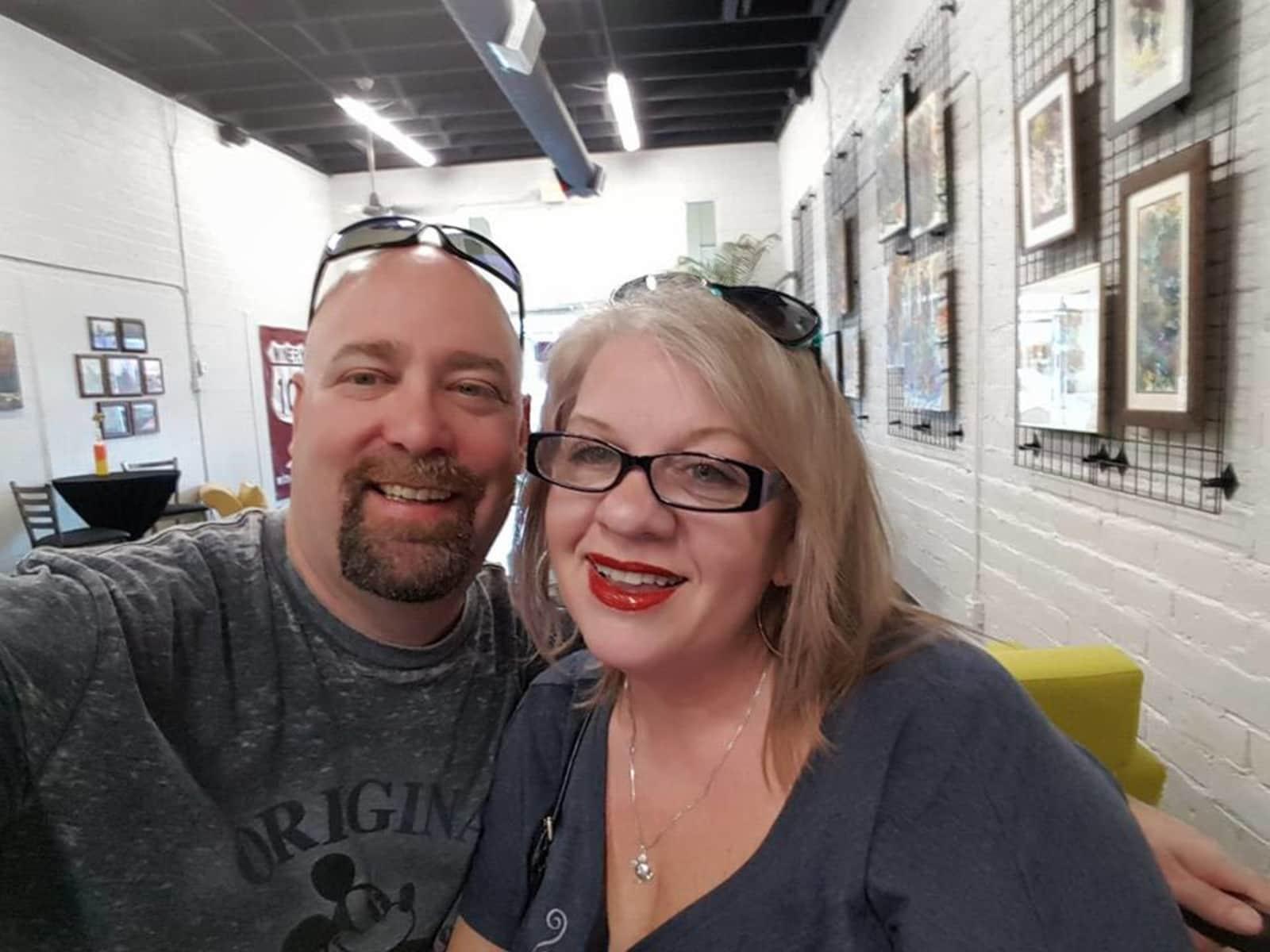 Taunya & Derek from Peoria, Arizona, United States