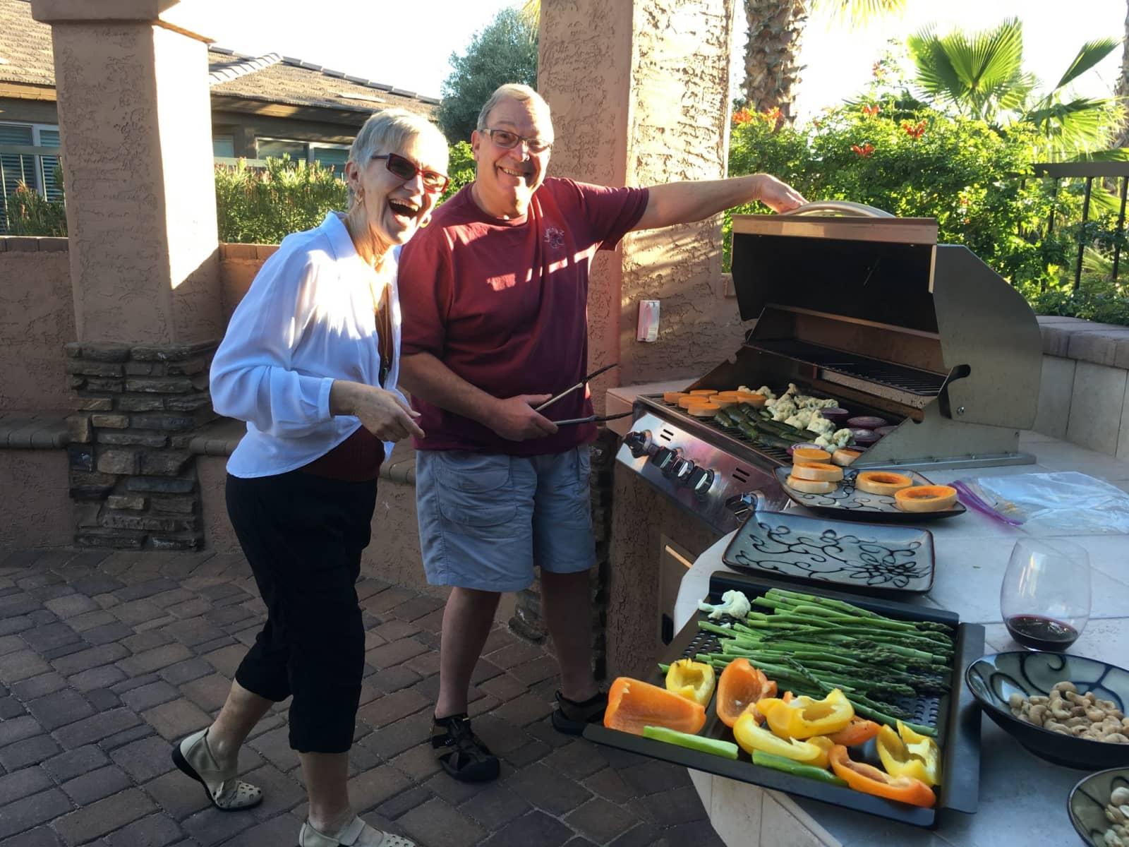 David & Pam from Spokane Valley, Washington, United States