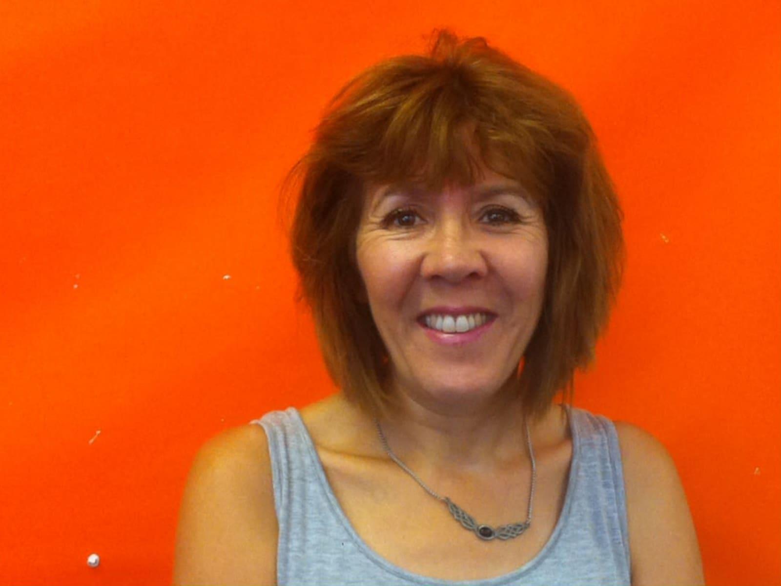 Christine from Tauranga, New Zealand