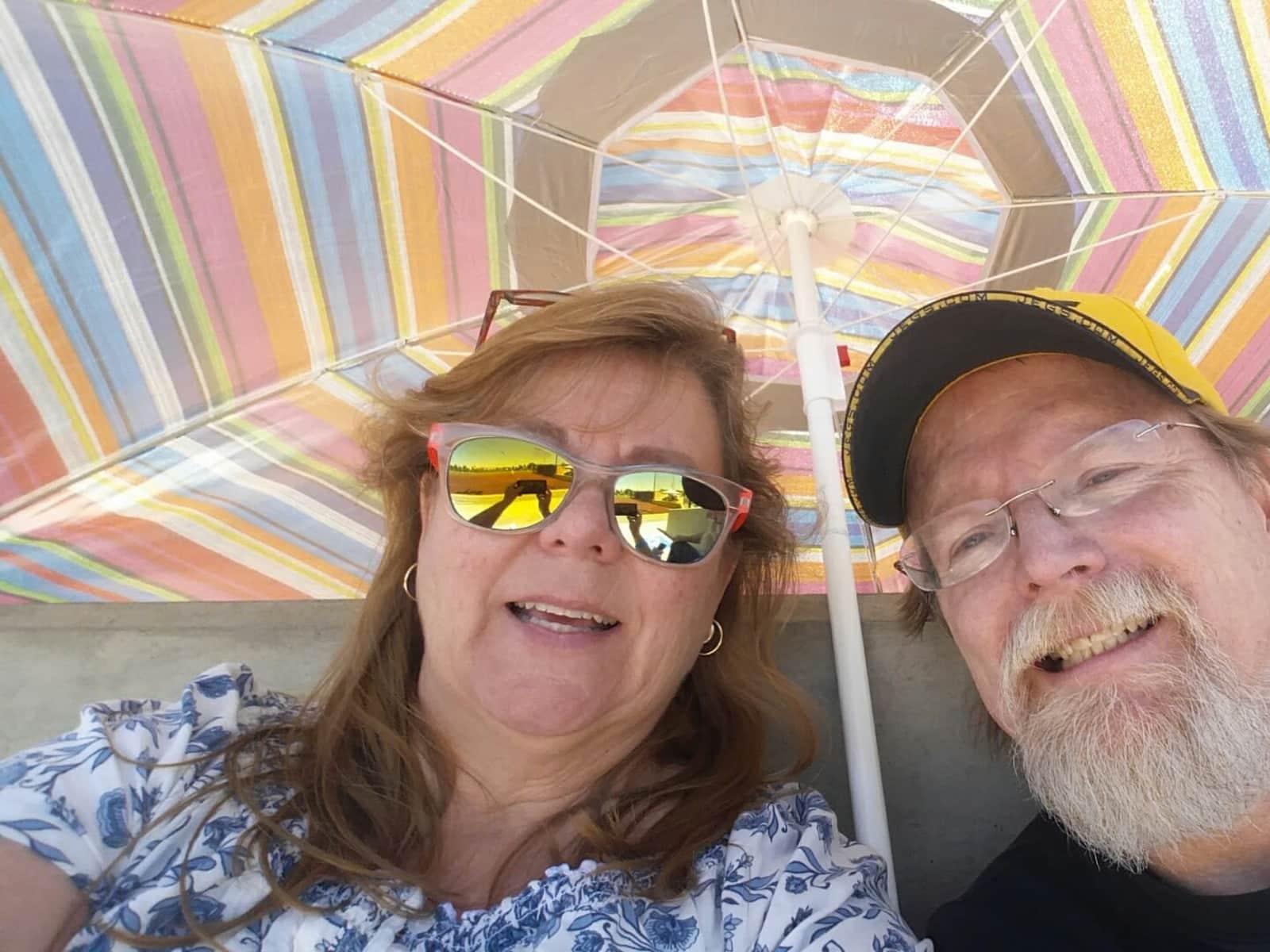 Susan & Robert from Marysville, California, United States
