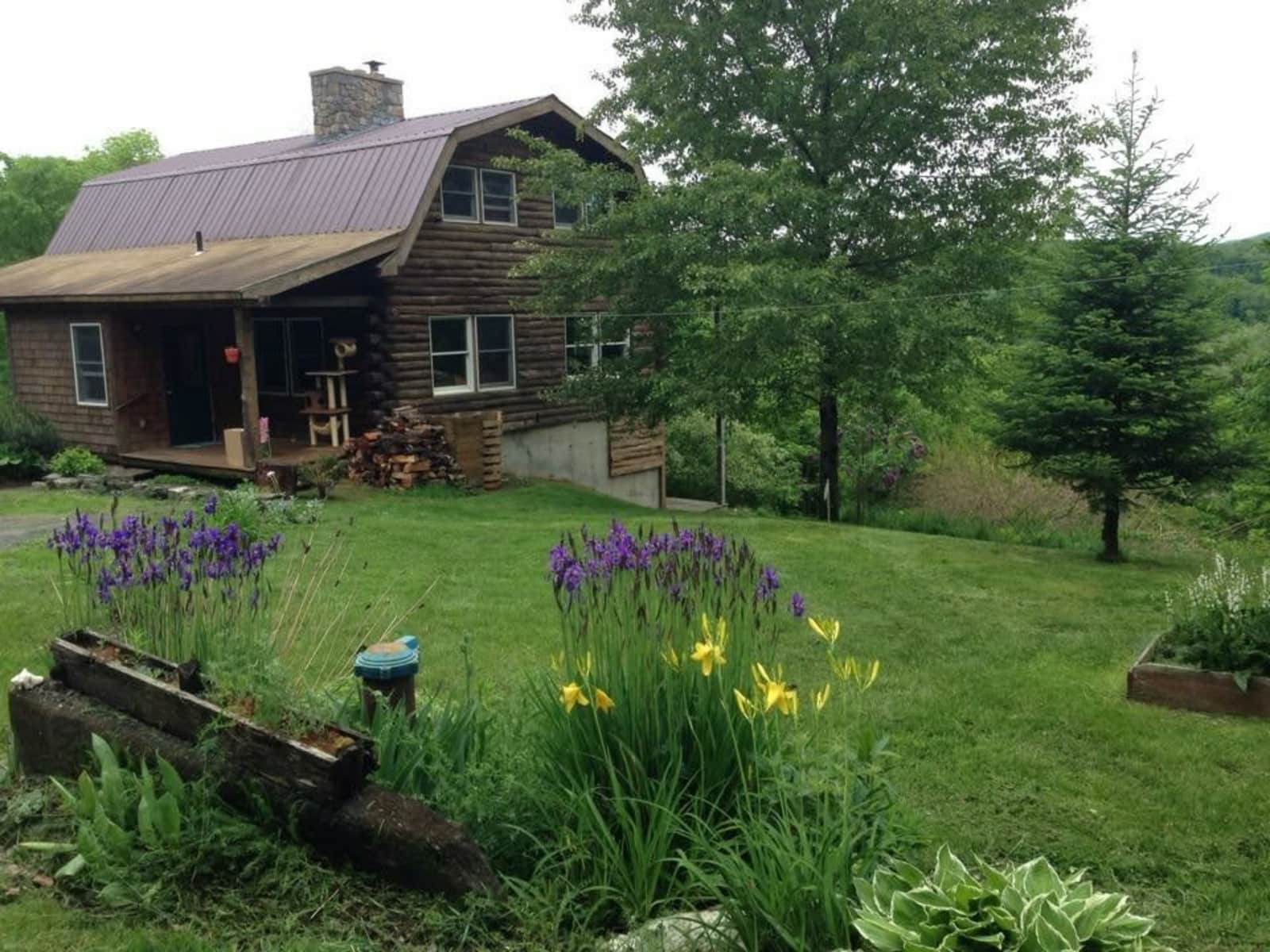 Housesitting assignment in East Calais, Vermont, United States