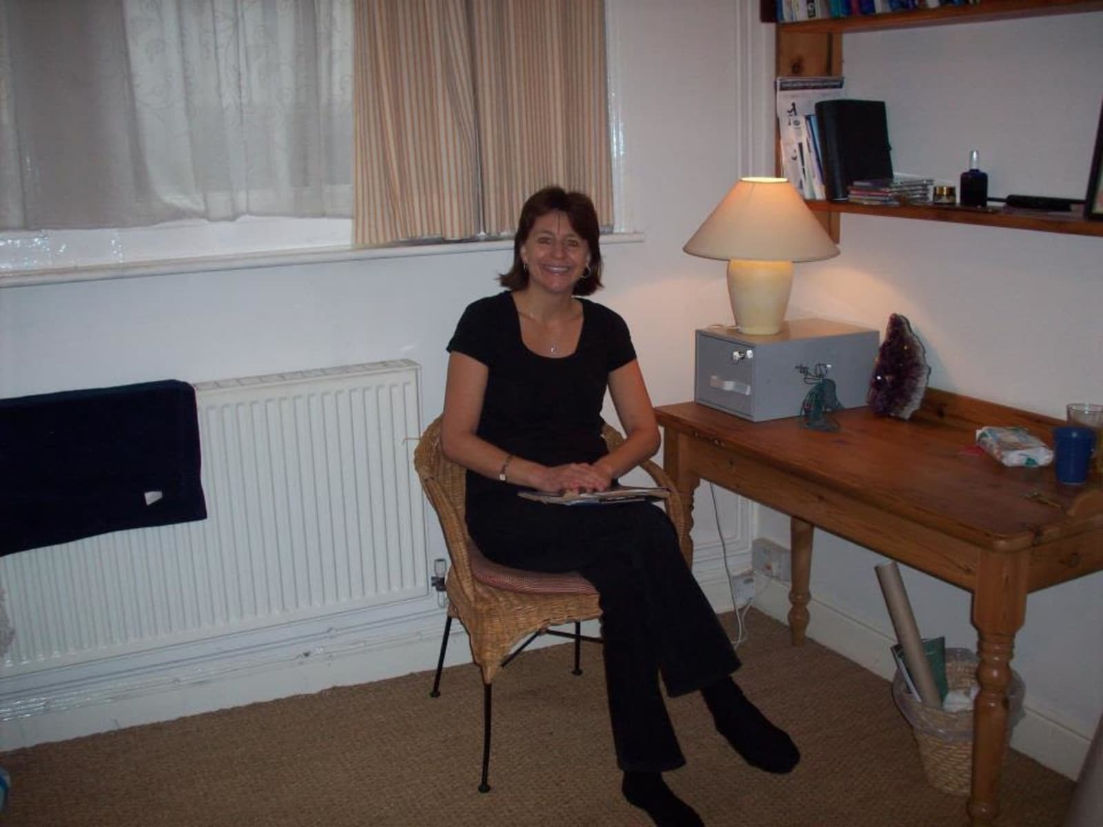 Lisa from Norwich, United Kingdom