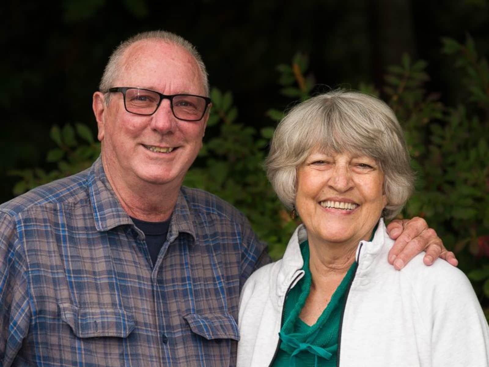 Anna & William from Port Townsend, Washington, United States