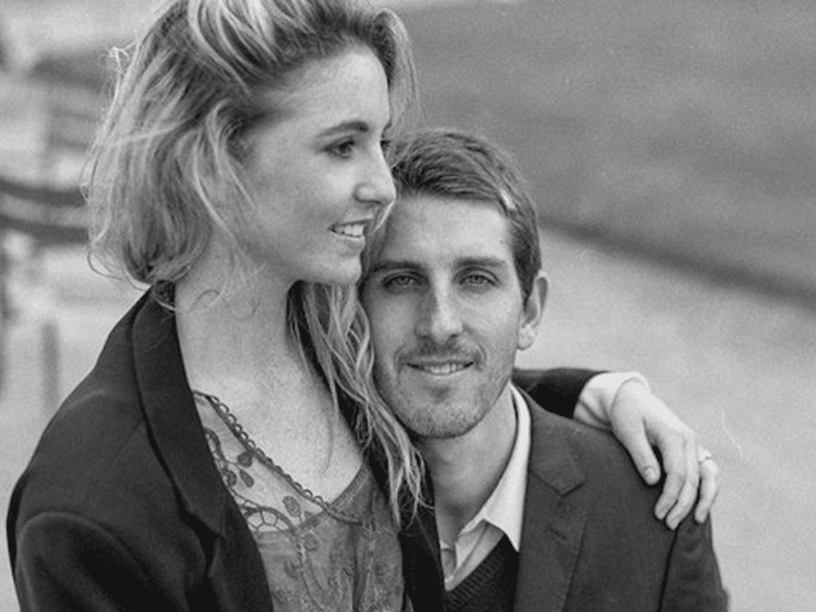 Simone & Matthew from Paris, France