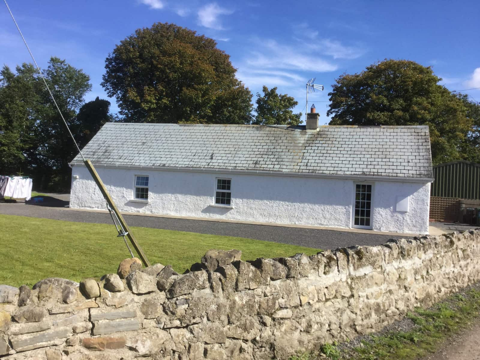 Housesitting assignment in Stradbally, Ireland