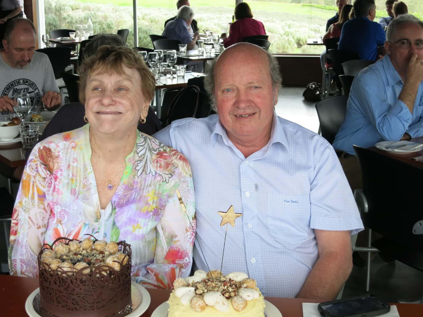 Marcia & John robert from Bellara, Queensland, Australia