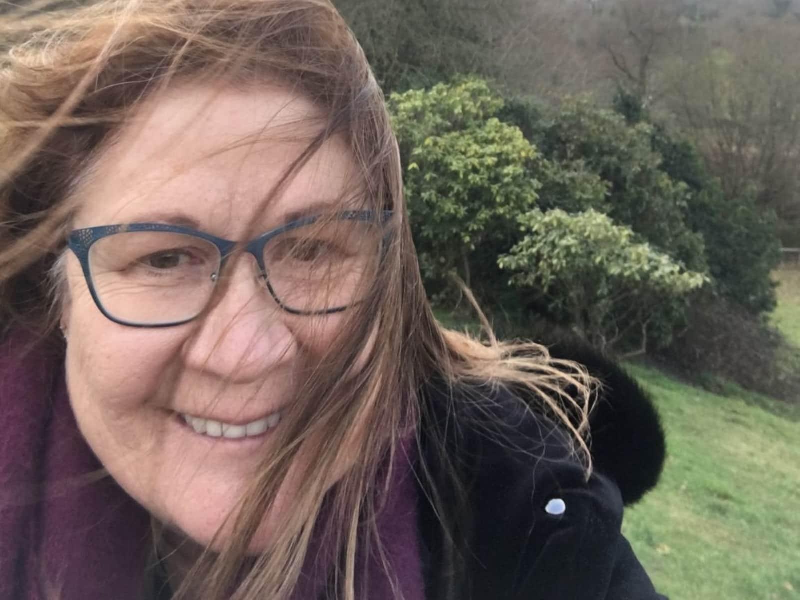Suzanne from Perth, Western Australia, Australia