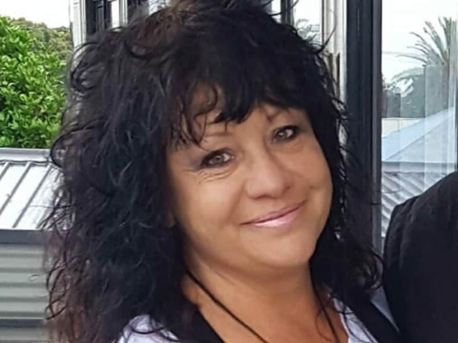 Sue from Wellington, New Zealand