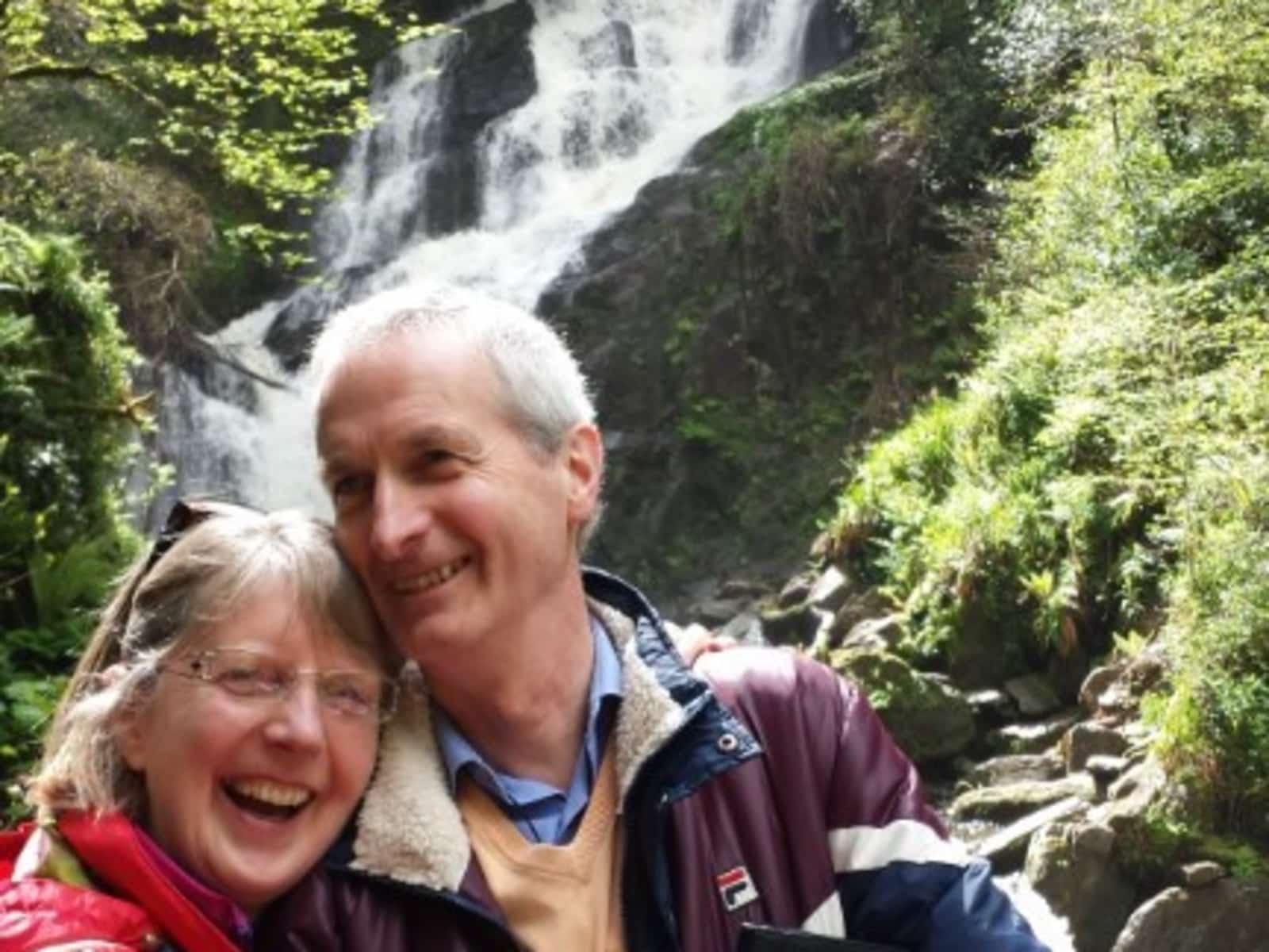 Kathleen & John from Oughterard, Ireland