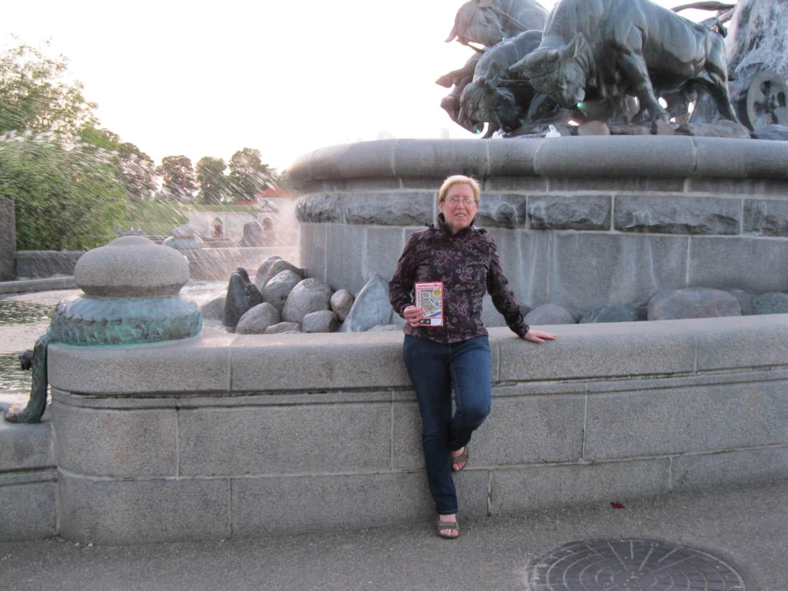 Françoise from Antwerpen, Belgium