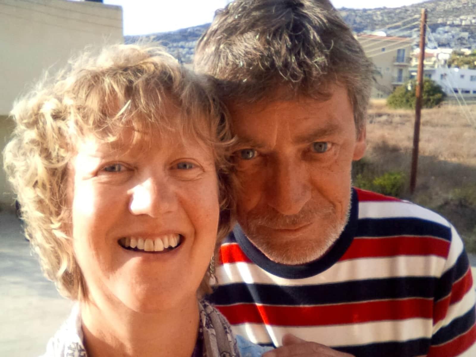Annie & Colin from Sheffield, United Kingdom