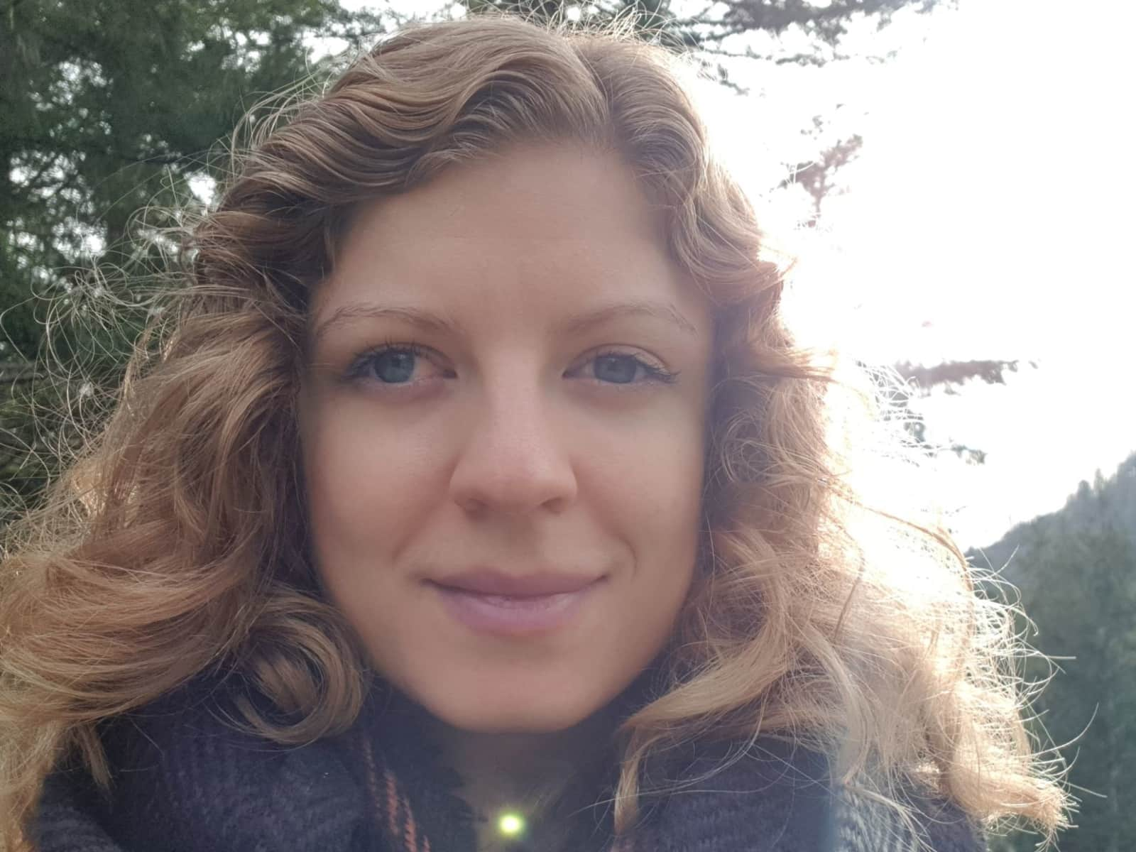 Caroline from Vancouver, British Columbia, Canada