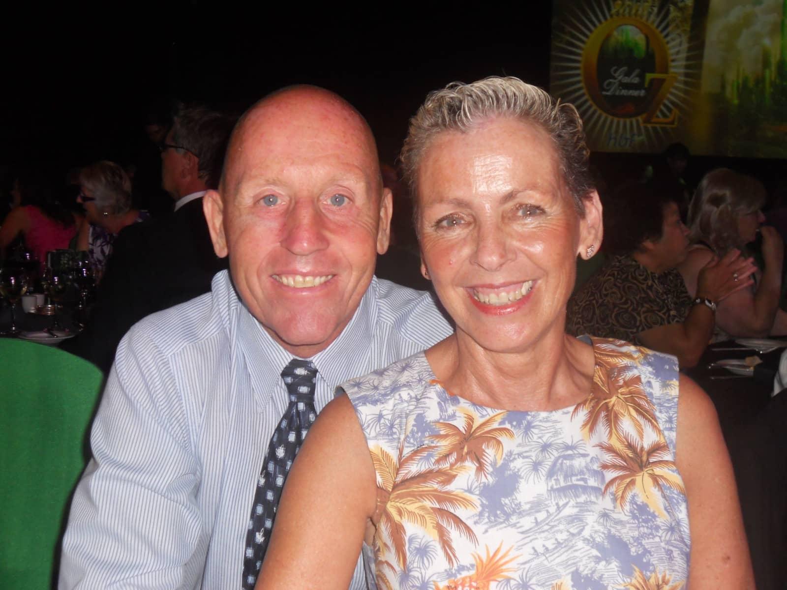 Dave & Lizzie from Perth, Western Australia, Australia