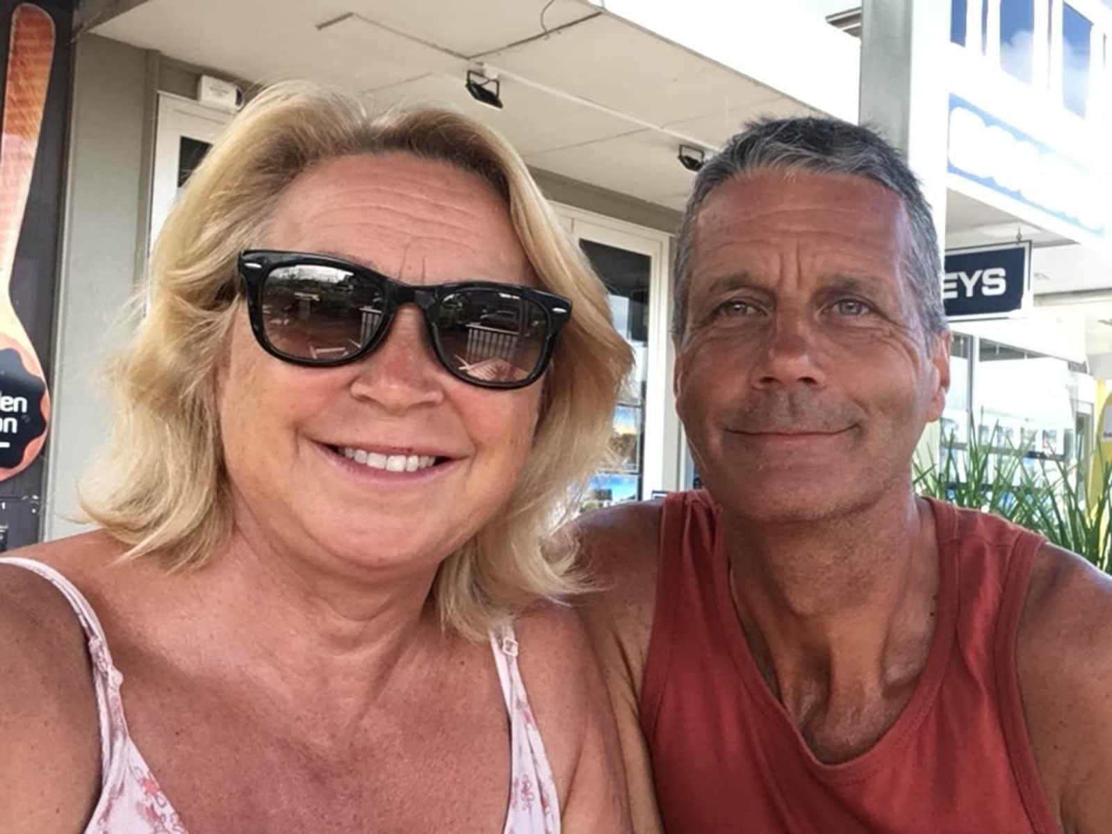 Kay & David from Cardiff, United Kingdom