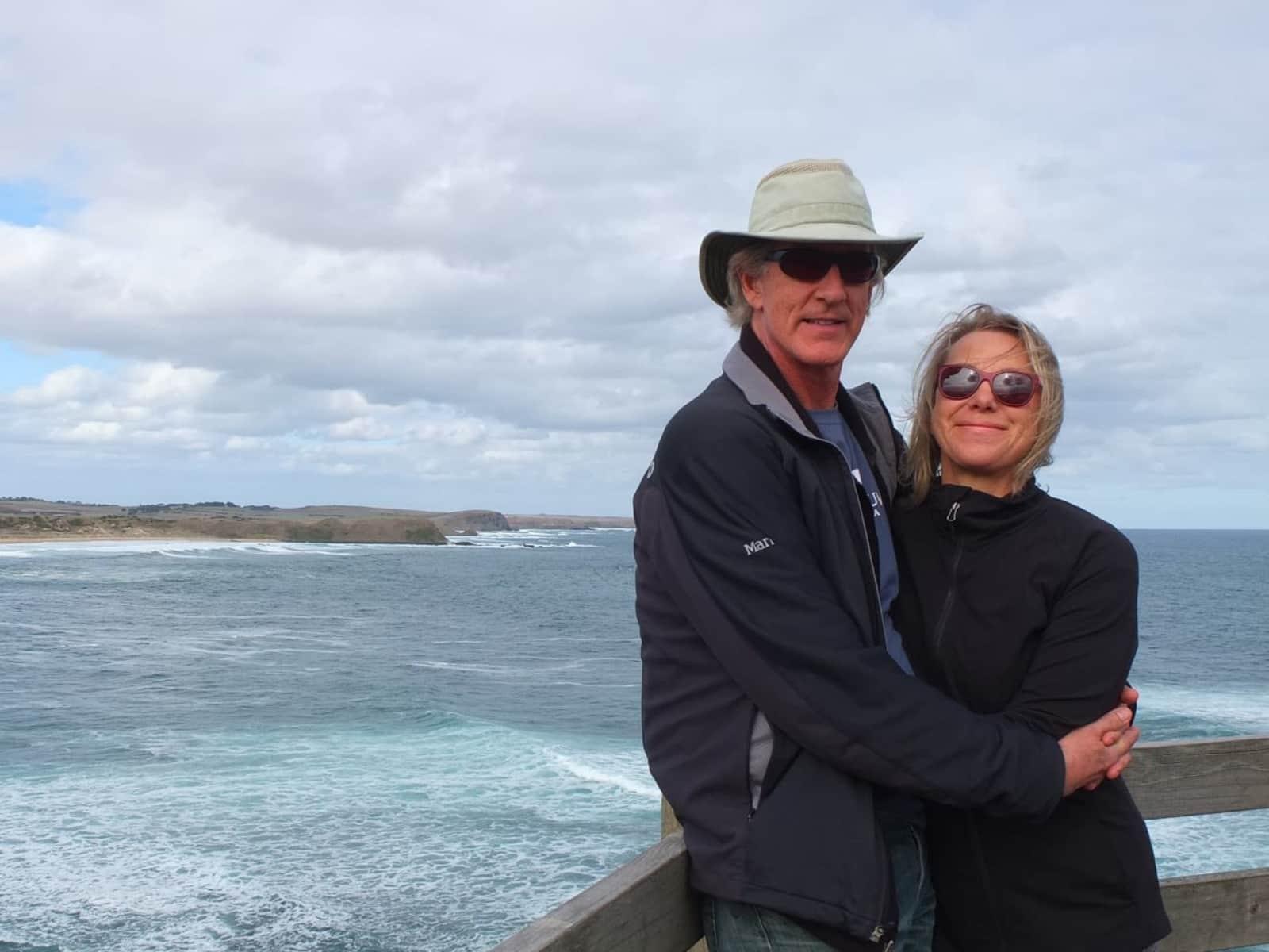 Linda & Gordon from Palm Harbor, Florida, United States