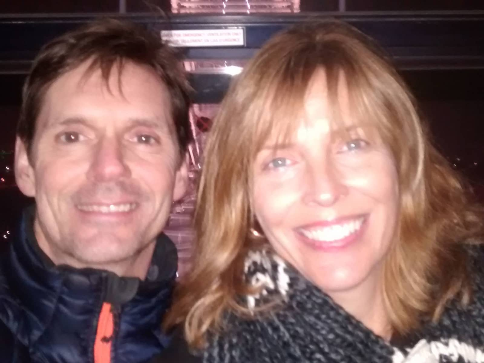 Dianne & Michael from North Bay, Ontario, Canada