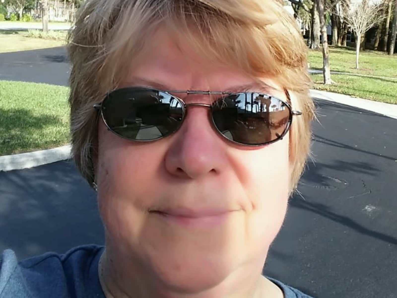Vicki from Parsippany, New Jersey, United States