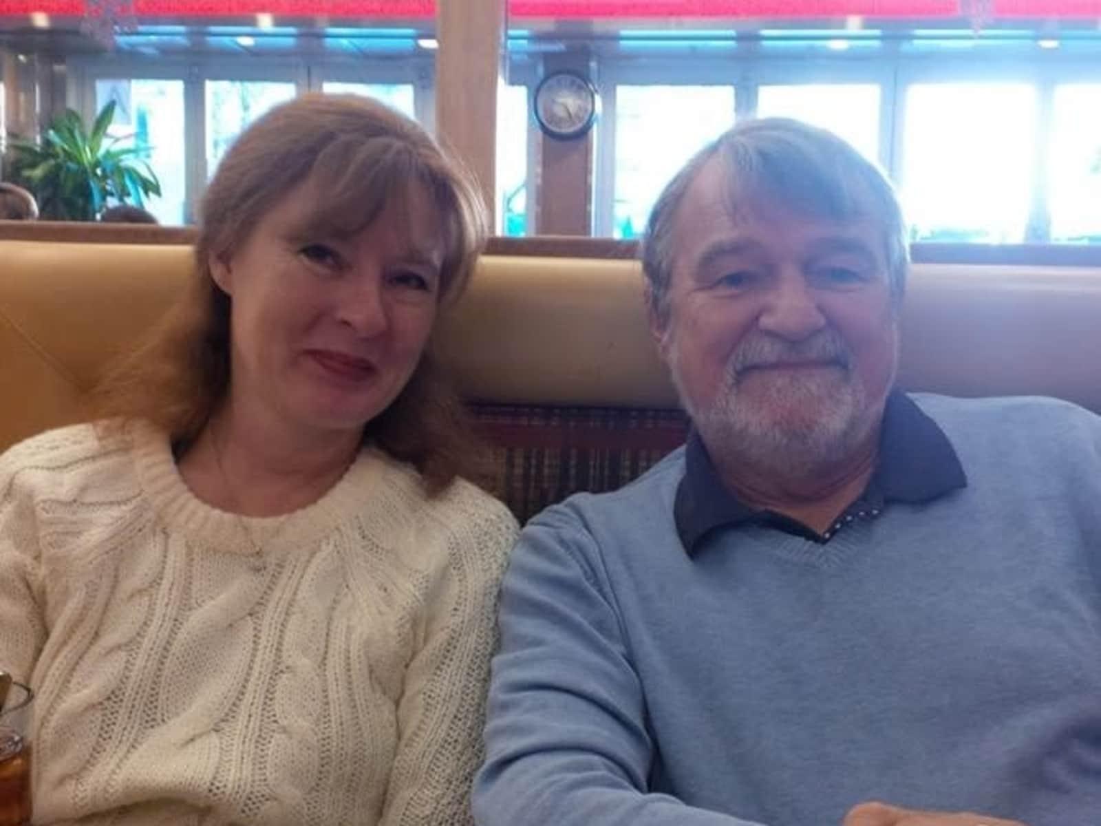 Sabine & Juergen from Munich, Germany
