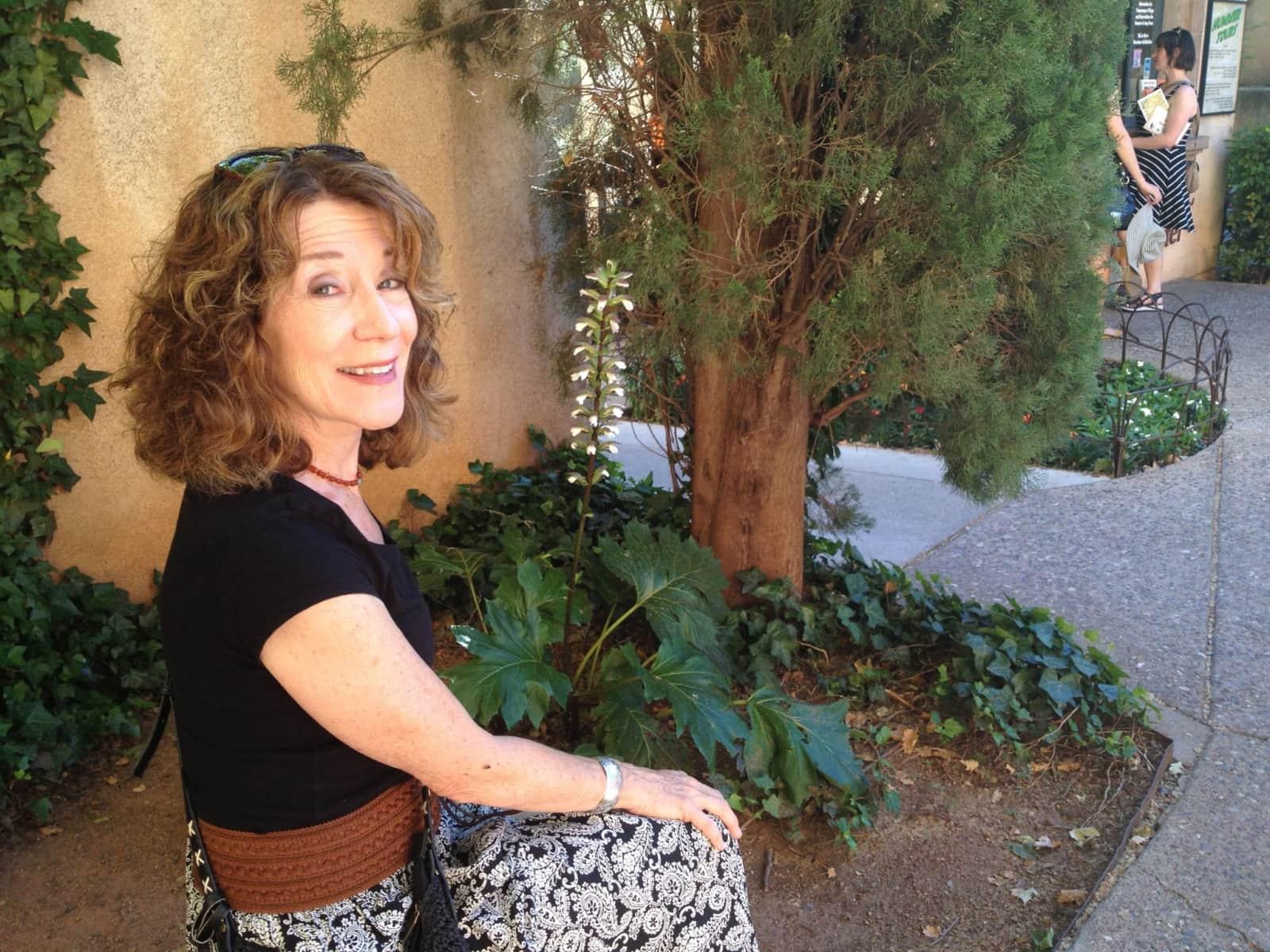 Sherri from San Jose, California, United States
