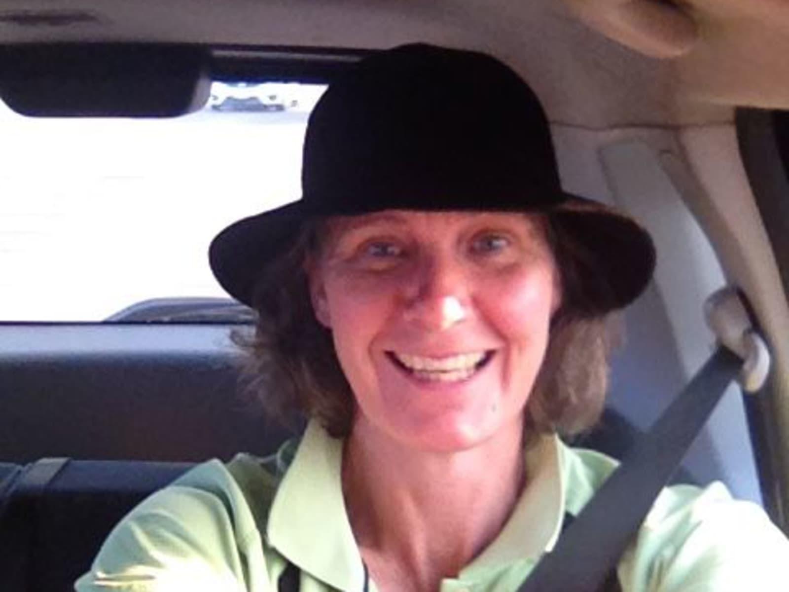 Maureen from Canberra, Australian Capital Territory, Australia