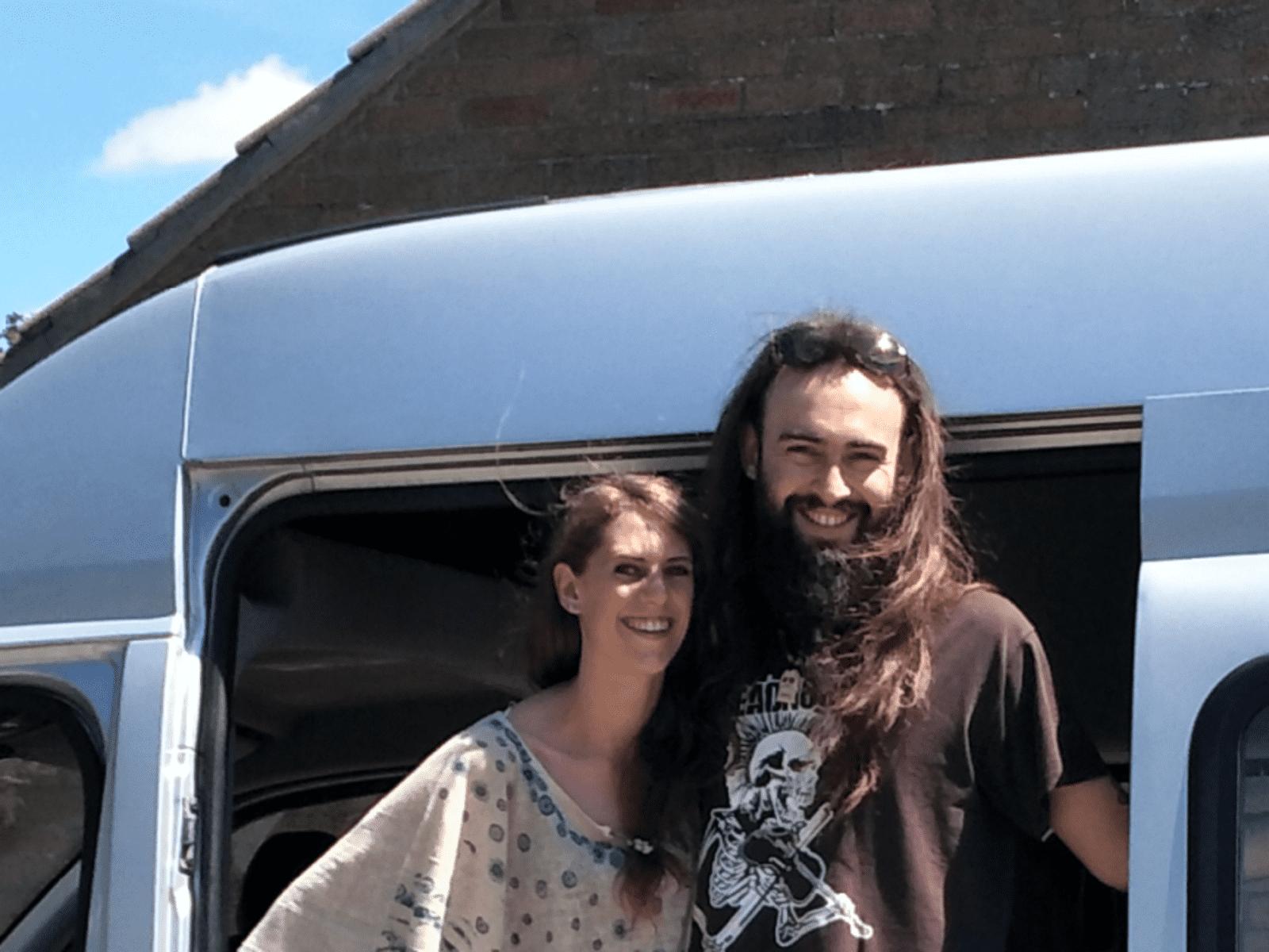 Sarah & Jake from Bristol, United Kingdom
