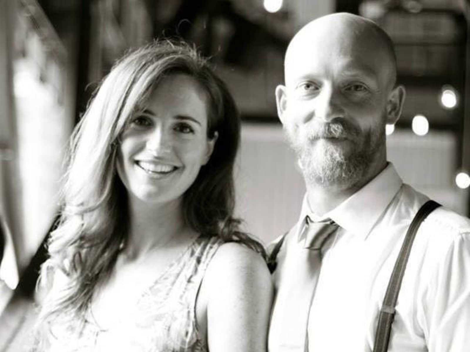 Erin & Dan from Canberra, Australian Capital Territory, Australia