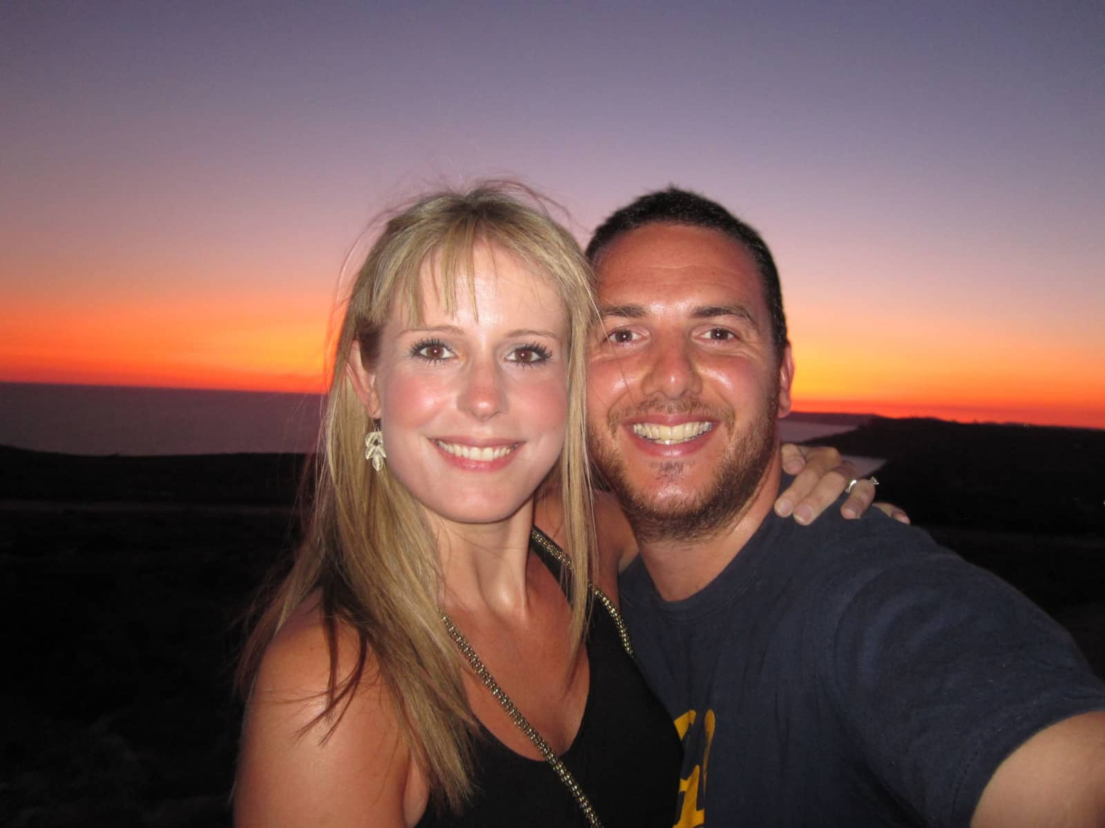 Daniel & Charlotte from London, United Kingdom