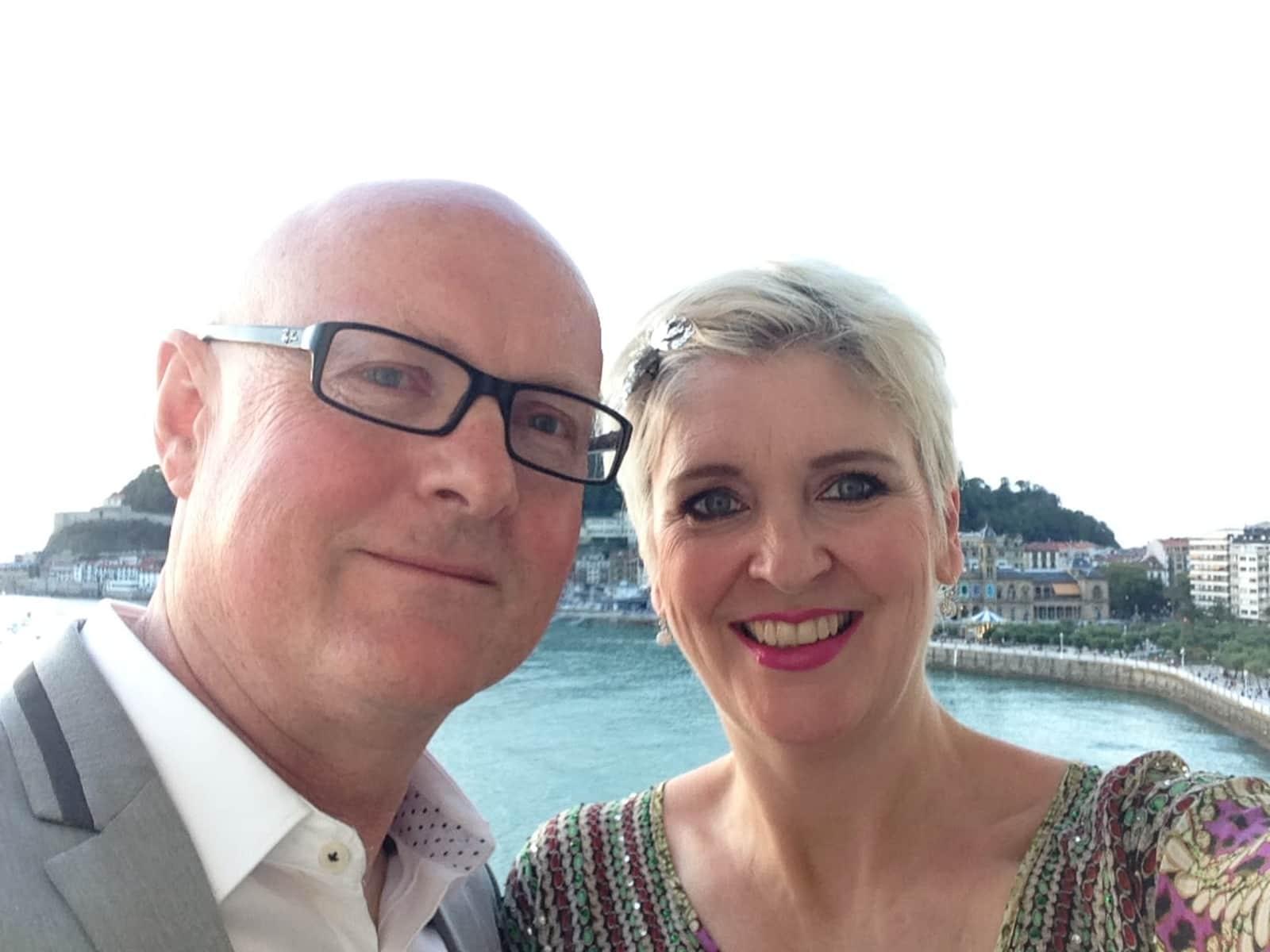 John & Rosemary from Adelaide, South Australia, Australia