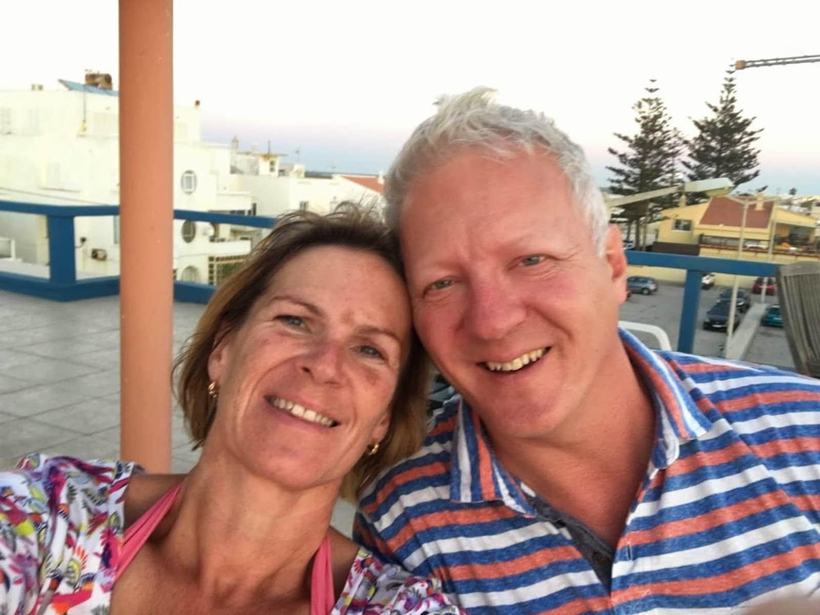 Laura & Ewan from Edinburgh, United Kingdom