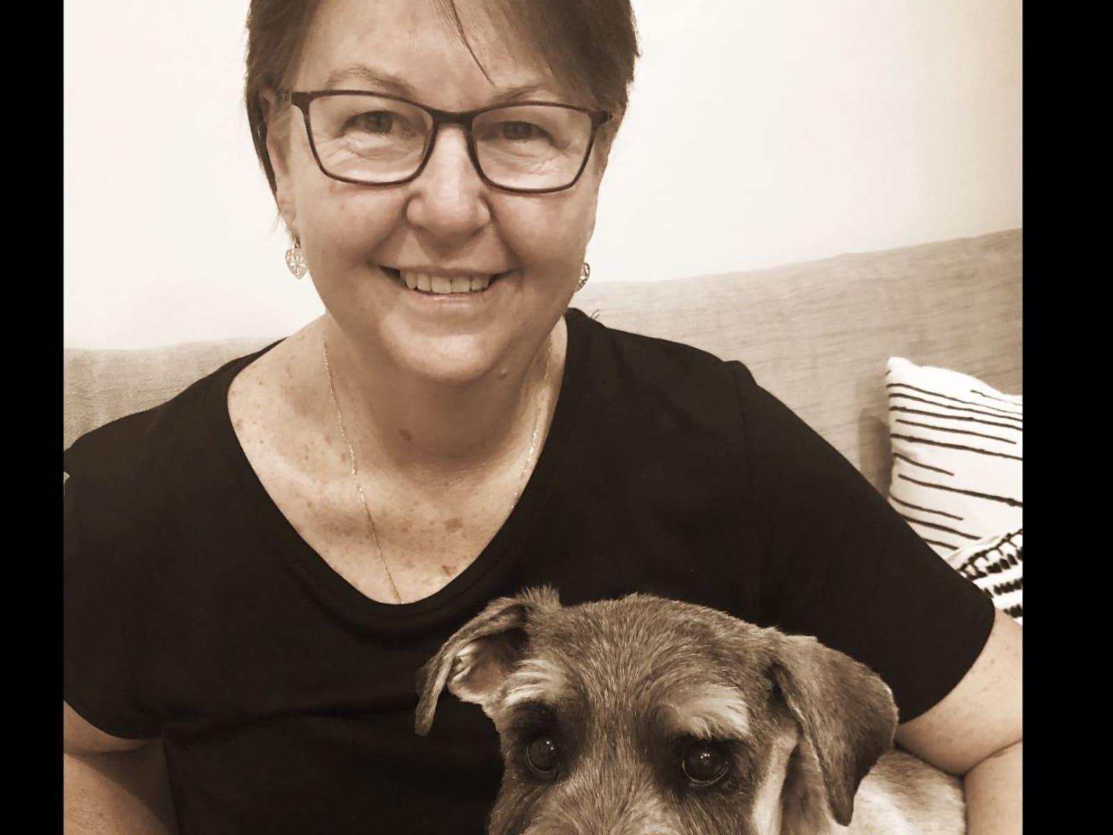 Jennifer from Brisbane, Queensland, Australia