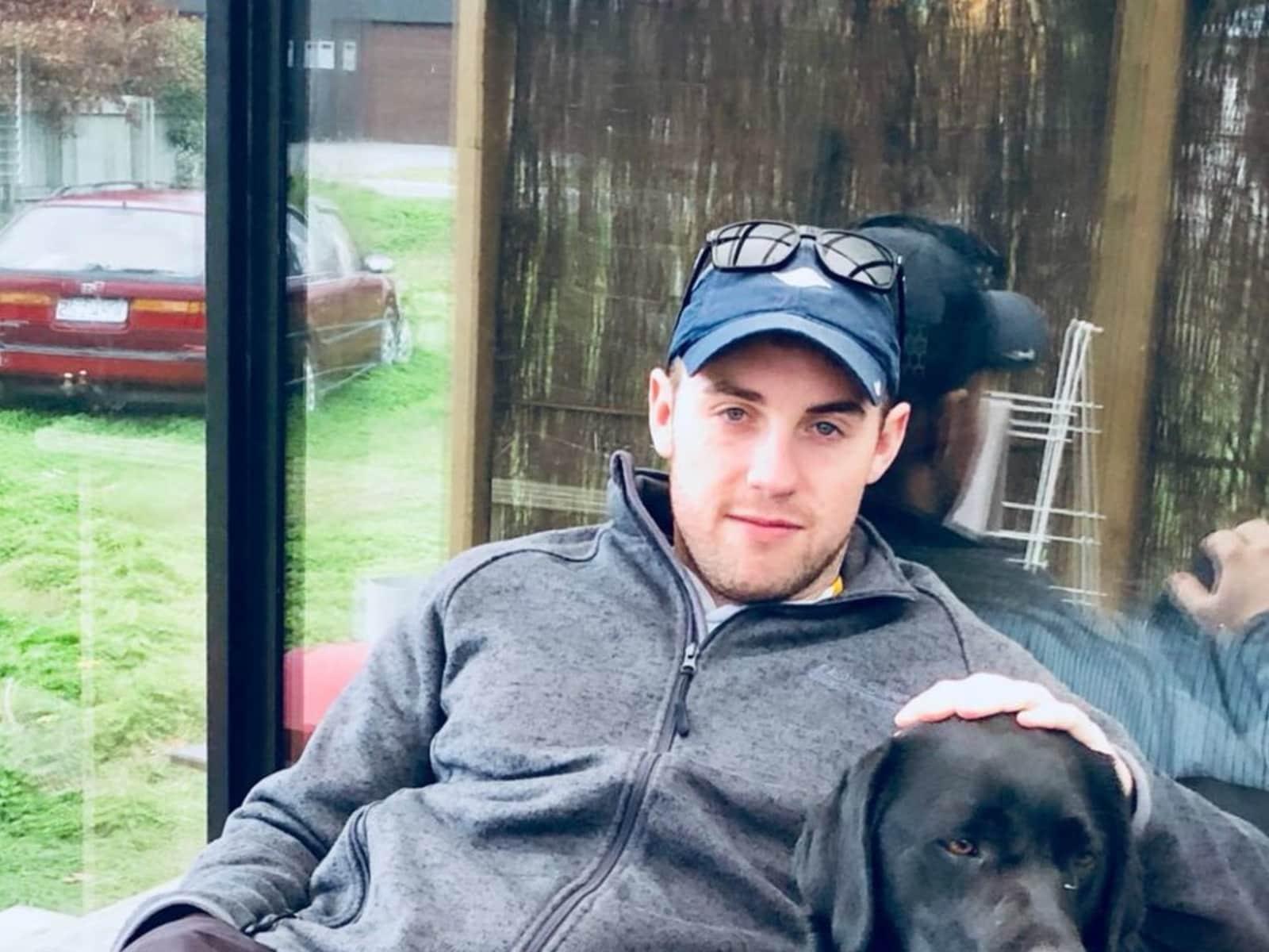 Ryan from Southfields, United Kingdom