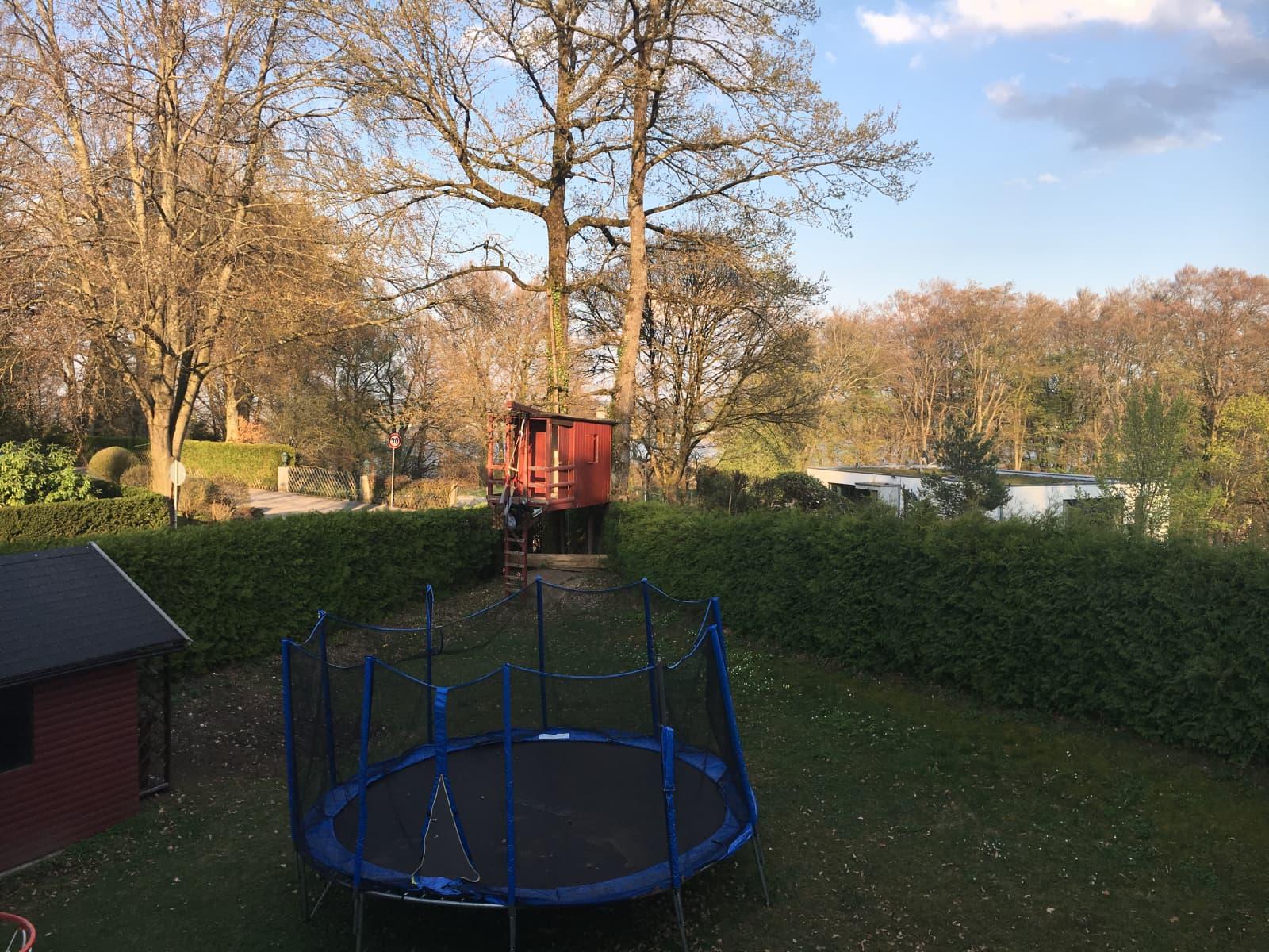 Housesitting assignment in Starnberg, Germany