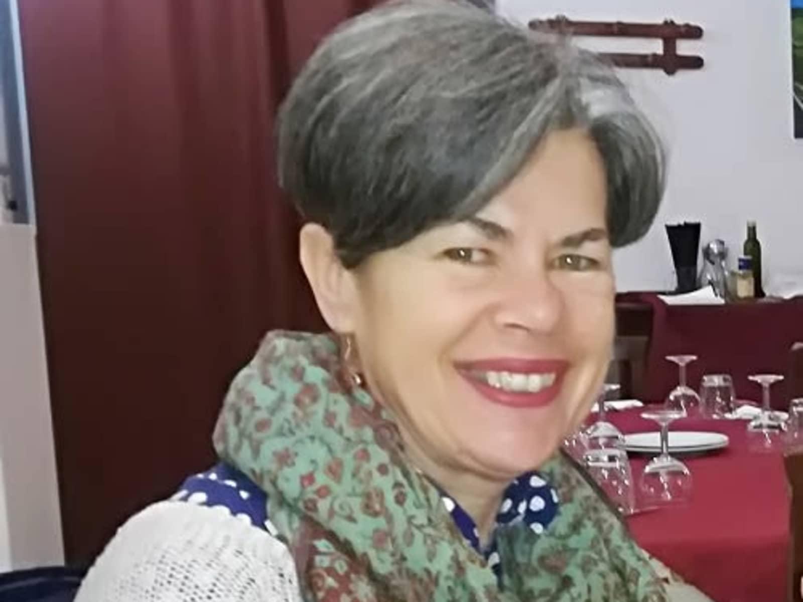 Kathy from Hobart, Tasmania, Australia