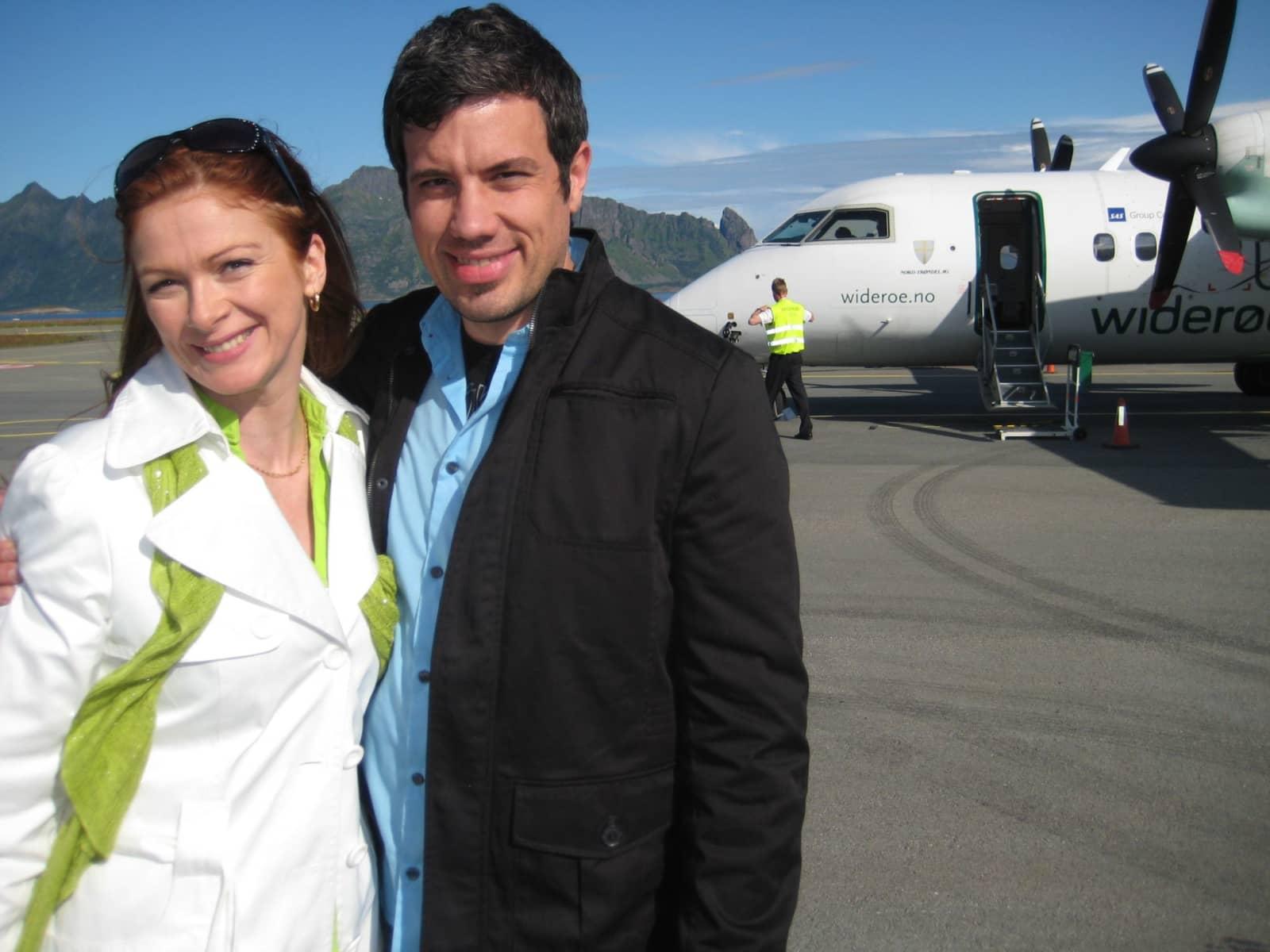 Evelyn & Jonathan from Orangeville, Utah, United States