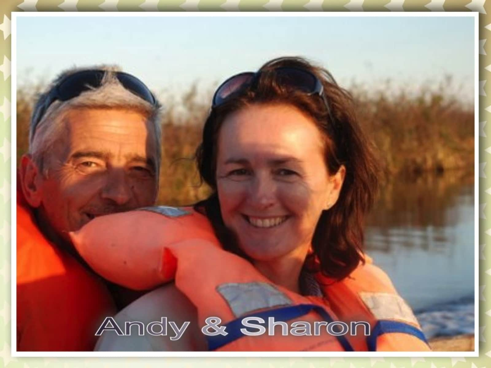 Andy & Sharon from Brighton, United Kingdom