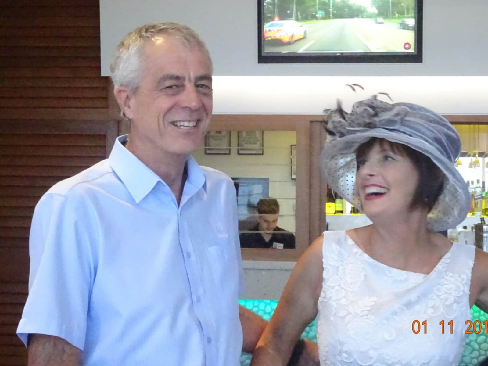 Rod & Tracy from Townsville, Queensland, Australia