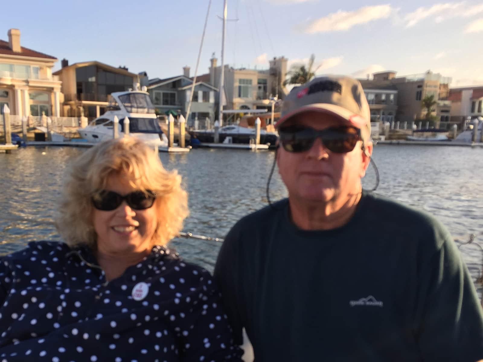 Brenda & Daniel from San Diego, California, United States