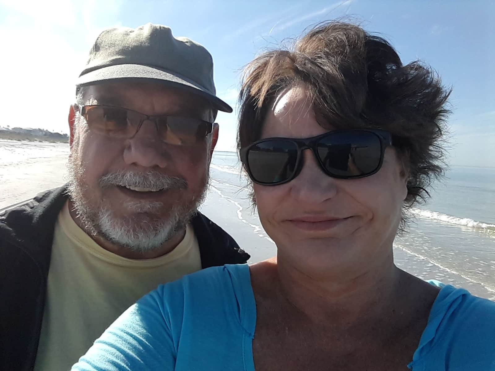 Diana & Geoff from Stratford, Ontario, Canada