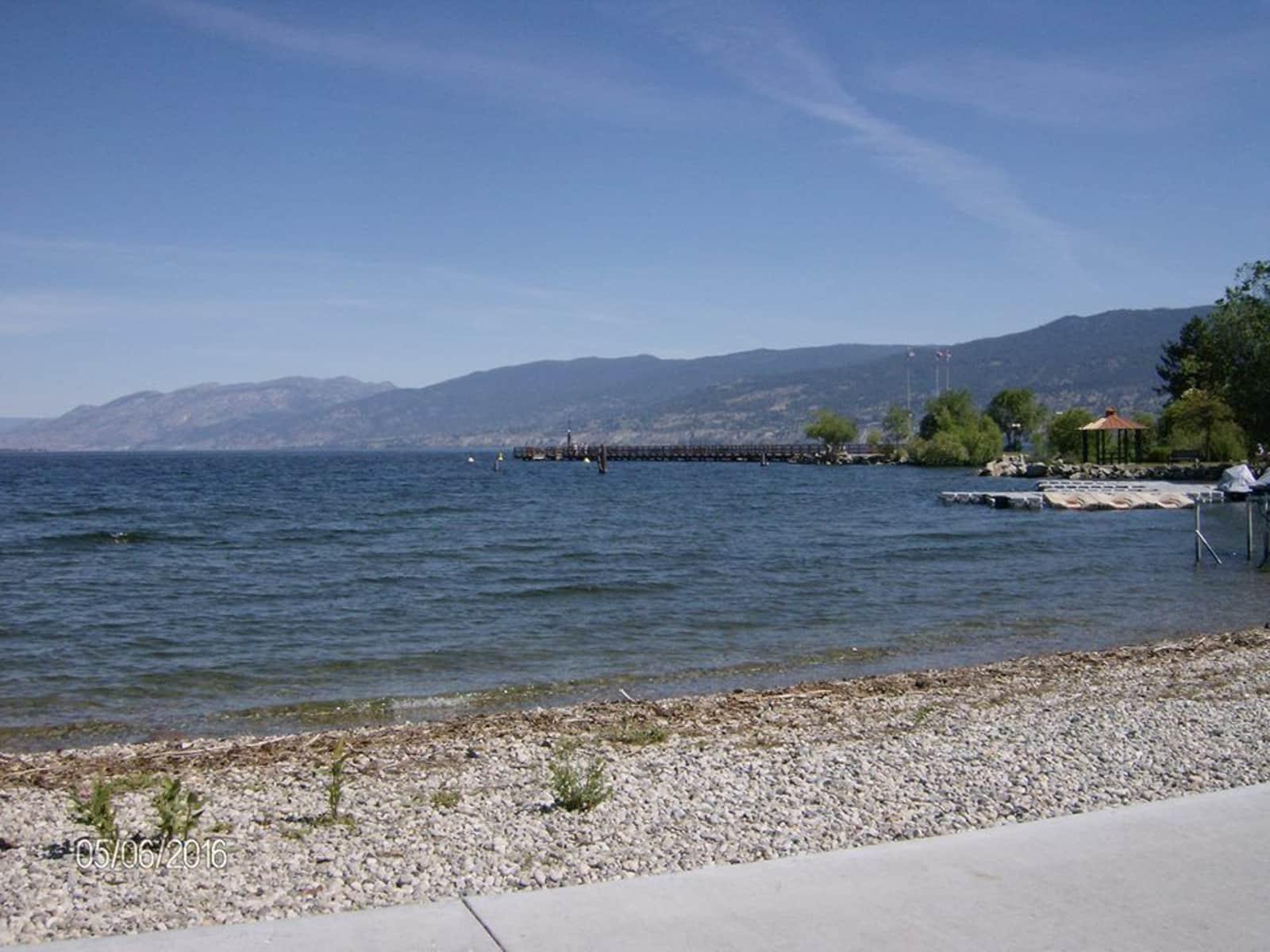 Housesitting assignment in Penticton, British Columbia, Canada