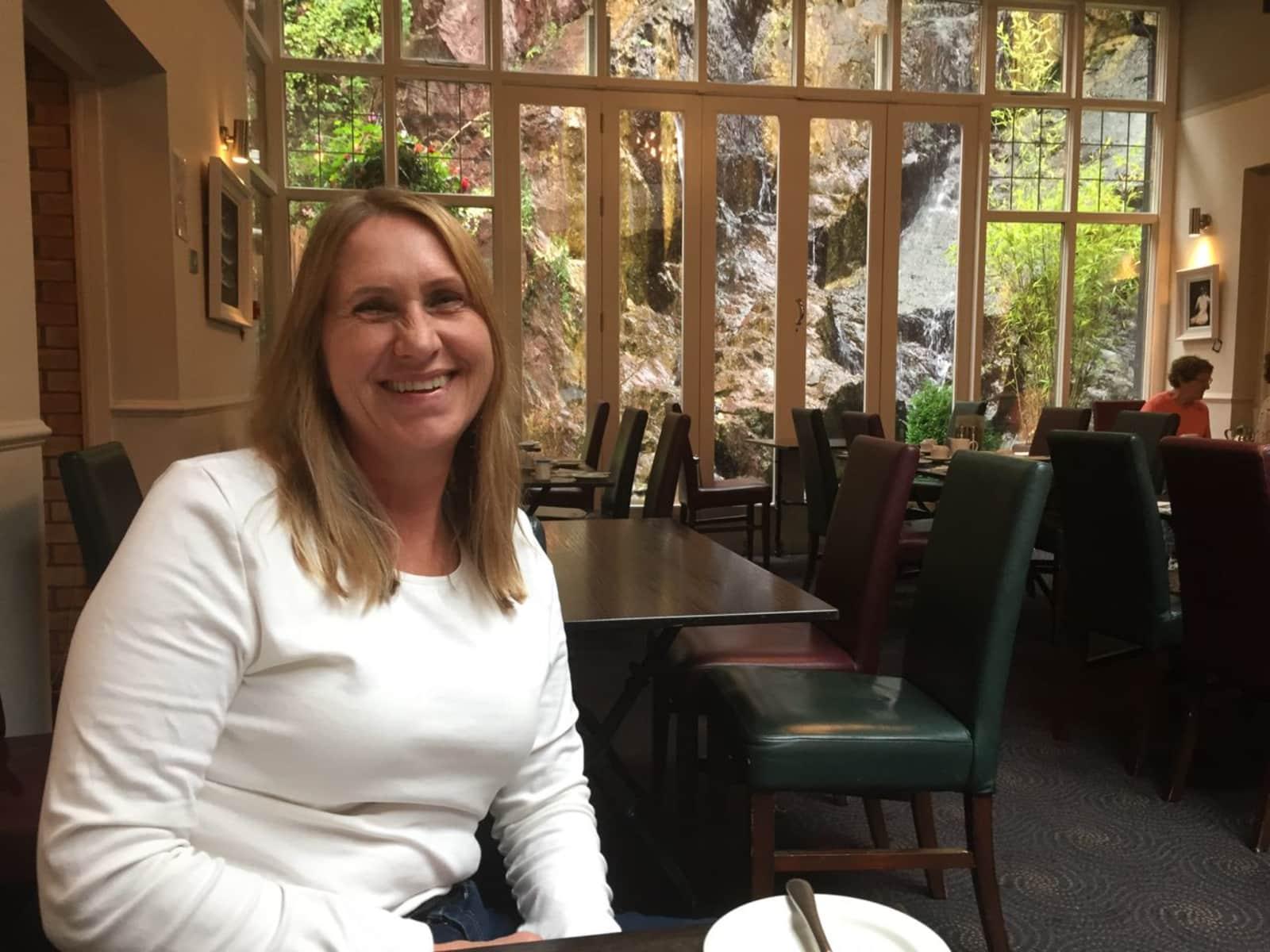 Michelle from Calgary, Alberta, Canada