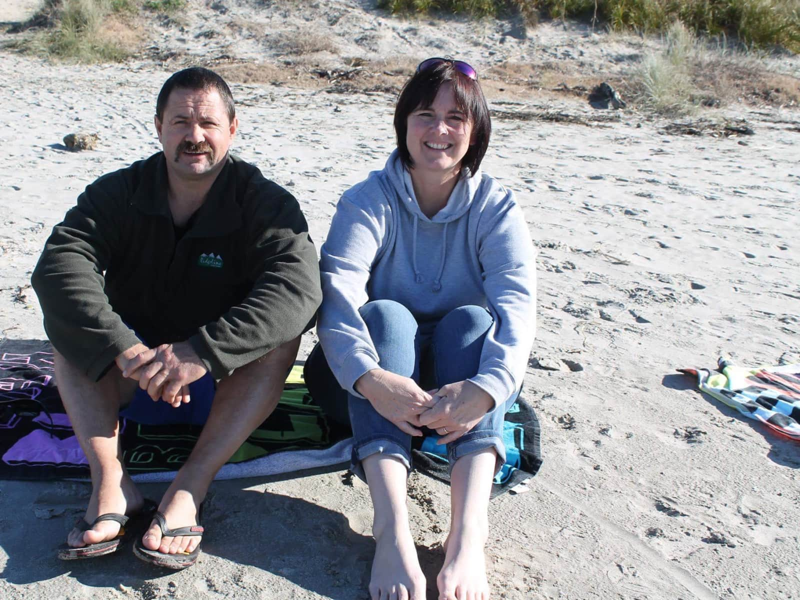 James & Sarah from Wallingford, United Kingdom