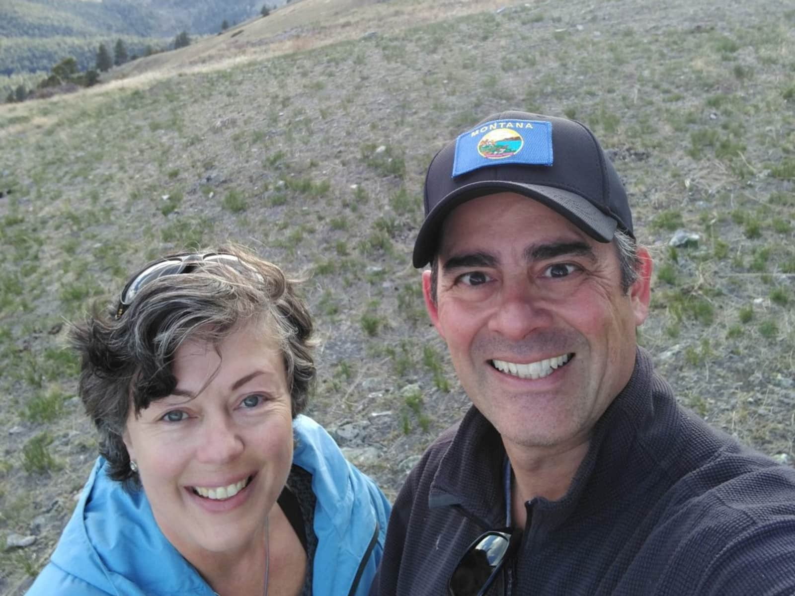 Barbara & Jonathan from Helena, Montana, United States